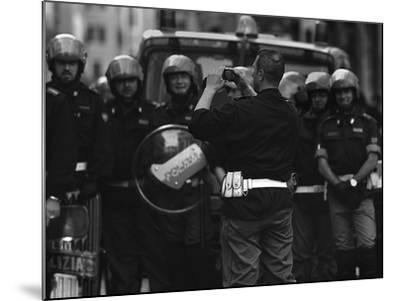 Street Photographer-Fulvio Pellegrini-Mounted Photographic Print