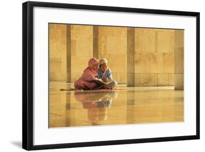 Learning-Hedianto Hs-Framed Photographic Print