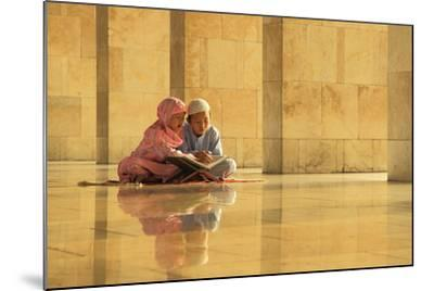 Learning-Hedianto Hs-Mounted Photographic Print