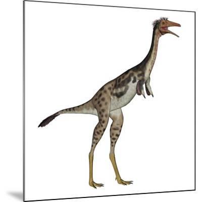 Mononykus Dinosaur Standing-Stocktrek Images-Mounted Art Print