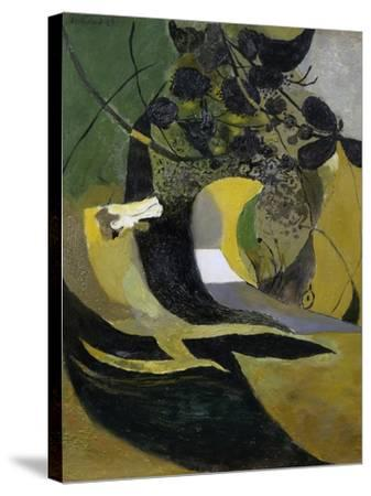 Entrance to a Lane-Graham Sutherland-Stretched Canvas Print