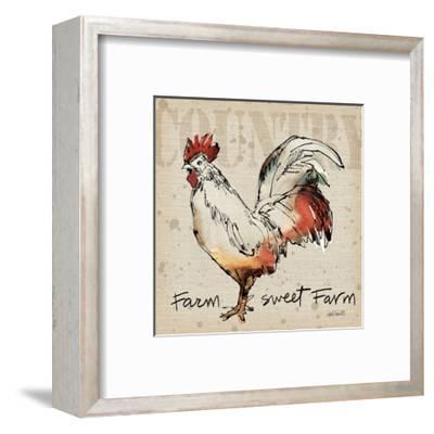 Farm Life V-Anne Tavoletti-Framed Art Print