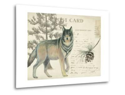 Northern Wild I-James Wiens-Metal Print