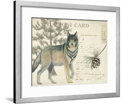 Northern Wild I-James Wiens-Framed Art Print