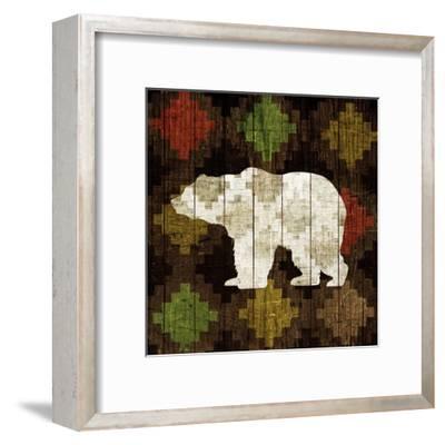 Southwest Lodge-Michael Mullan-Framed Art Print