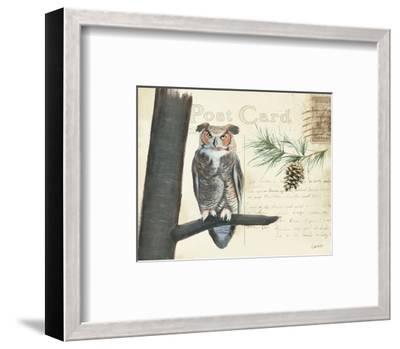 Northern Wild V-James Wiens-Framed Art Print