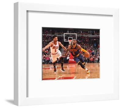 Chicago Bulls V Cleveland Cavaliers - Game Six-Jesse D Garrabrant-Framed Photo