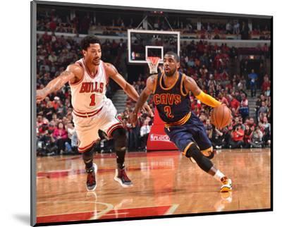 Chicago Bulls V Cleveland Cavaliers - Game Six-Jesse D Garrabrant-Mounted Photo