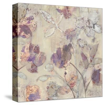 Silver Delight II-Albena Hristova-Stretched Canvas Print
