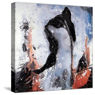 Arm in the World, 1991-Carolyn Mary Kleefeld-Stretched Canvas Print