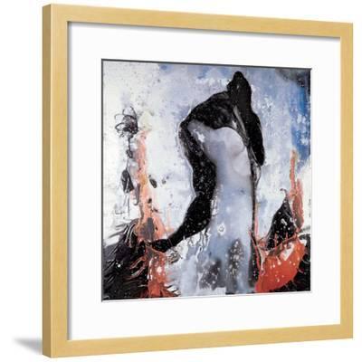 Arm in the World, 1991-Carolyn Mary Kleefeld-Framed Giclee Print