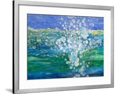 Big Bubble, 2015-Margaret Coxall-Framed Giclee Print