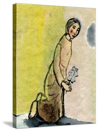 Oak Leaf, 2005-Gigi Sudbury-Stretched Canvas Print