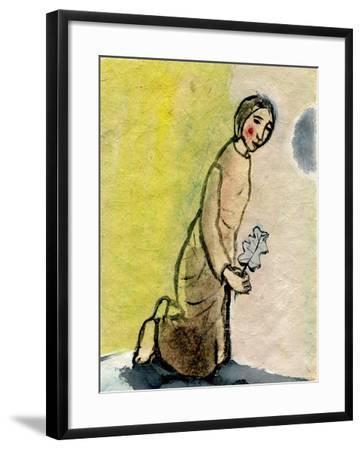 Oak Leaf, 2005-Gigi Sudbury-Framed Giclee Print