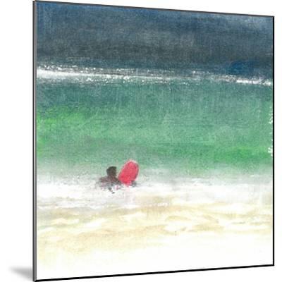 Surfing 2, Sri Lanka, 2015-Lincoln Seligman-Mounted Giclee Print