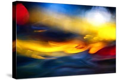 Drama-Ursula Abresch-Stretched Canvas Print