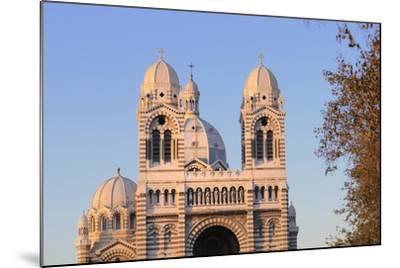 France, Bouches Du Rhone, Marseille. Nouvelle Cathedrale De La Major-Kevin Oke-Mounted Photographic Print