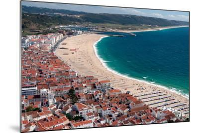 Nazare, Portugal-Susan Degginger-Mounted Photographic Print