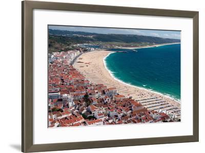 Nazare, Portugal-Susan Degginger-Framed Photographic Print