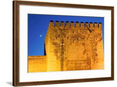 Torre De La Vela, Alcazaba, La Alhambra, Granada, Spain-Susan Degginger-Framed Photographic Print