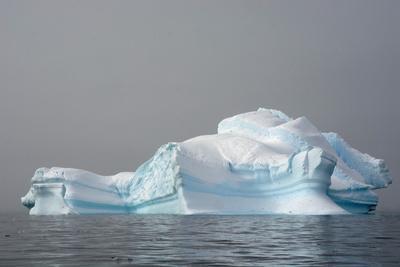 Antarctica. Charlotte Bay. Iceberg-Inger Hogstrom-Framed Photographic Print