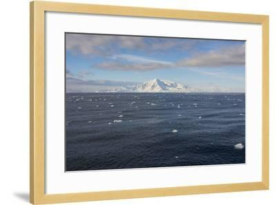Antarctica. South of the Antarctic Circle-Inger Hogstrom-Framed Photographic Print