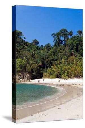 Playa Manuel Antonio, Manuel Antonio National Park, Costa Rica-Susan Degginger-Stretched Canvas Print