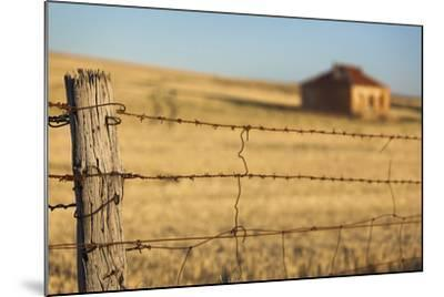 Australia, Burra, Former Copper Mining Town, Abandoned Homestead-Walter Bibikow-Mounted Photographic Print