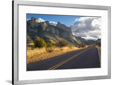 Road to Portal, Arizona-Susan Degginger-Framed Photographic Print