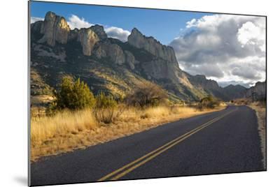 Road to Portal, Arizona-Susan Degginger-Mounted Photographic Print