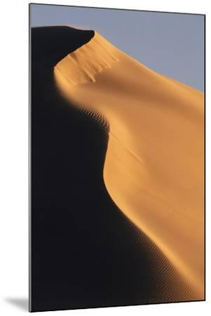 South Africa, De Hoop Nature Reserve, Sand Dunes Against Sky-Paul Souders-Mounted Photographic Print