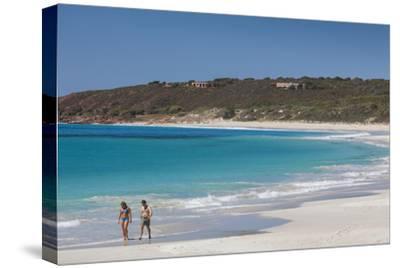 Southwest Australia, Cape Naturaliste, Bunker Bay-Walter Bibikow-Stretched Canvas Print