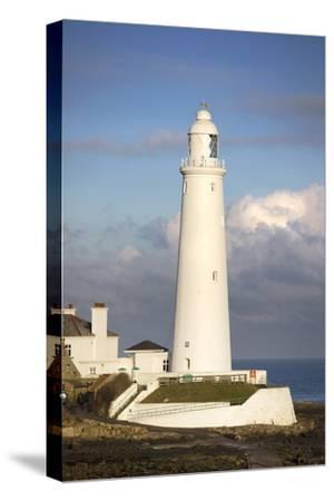 Lighthouse-Design Pics Inc-Stretched Canvas Print