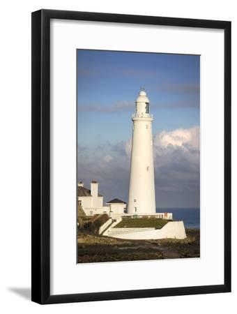 Lighthouse-Design Pics Inc-Framed Photographic Print