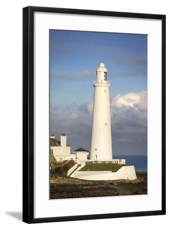 Lighthouse-Design Pics Inc-Framed Photographic Print
