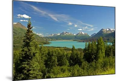 Skilak Lake-Design Pics Inc-Mounted Photographic Print