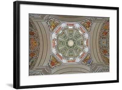 Cathedral Dome Interior, Close Up-Design Pics Inc-Framed Photographic Print