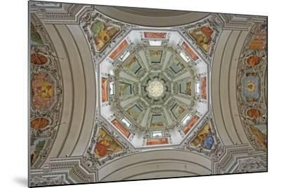 Cathedral Dome Interior, Close Up-Design Pics Inc-Mounted Photographic Print