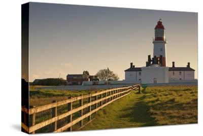 Lighthouse; South Shields, Tyne and Wear, England-Design Pics Inc-Stretched Canvas Print
