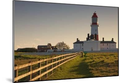 Lighthouse; South Shields, Tyne and Wear, England-Design Pics Inc-Mounted Photographic Print