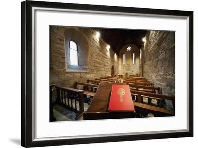 Sanctuary; Northumberland, England-Design Pics Inc-Framed Photographic Print