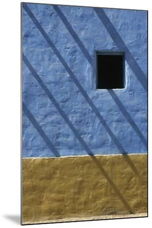 Shadow on Traditional Architecture-Design Pics Inc-Mounted Photographic Print