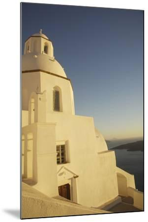 Whitewashed Building by Coastline-Design Pics Inc-Mounted Photographic Print