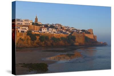 Kasbah Des Oudaias, Rabat-Design Pics Inc-Stretched Canvas Print