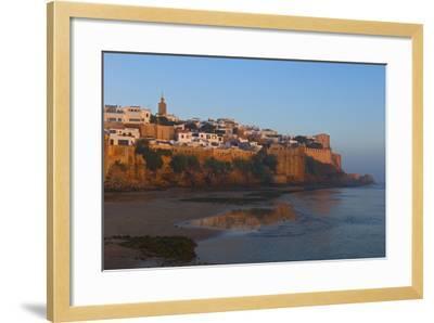 Kasbah Des Oudaias, Rabat-Design Pics Inc-Framed Photographic Print