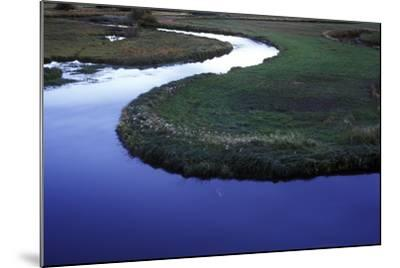 Riverbend in Gunnison National Forest, Colorado-Keith Ladzinski-Mounted Photographic Print