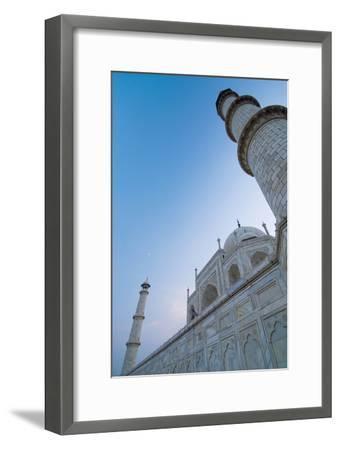 The Taj Mahal at Dusk, Low Angle View-Design Pics Inc-Framed Photographic Print