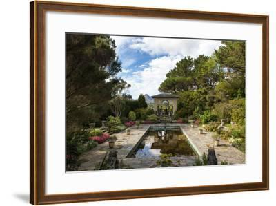 Italian Garden at Garnish Island in Glengarriff, County Cork-Chris Hill-Framed Photographic Print