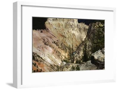 The Grand Canyon of the Yellowstone-Marc Moritsch-Framed Photographic Print