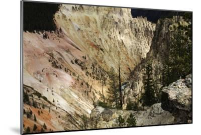 The Grand Canyon of the Yellowstone-Marc Moritsch-Mounted Photographic Print
